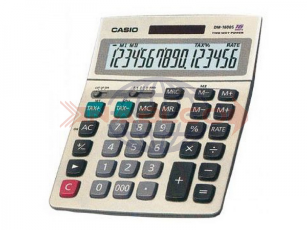 Office Calculator OMCA-10/DM1600