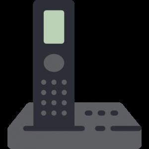 تليفون لاسلكي